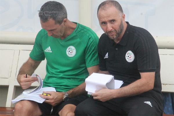 Appels au boycott du match face à la Gambie — EN